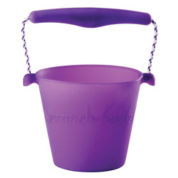 Scrunch Bucket - Royal Purple