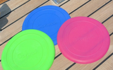 Image of 3 frisbees
