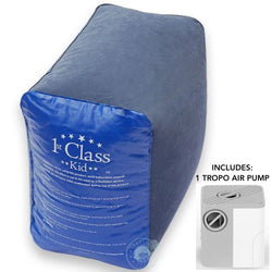 1st Class Kid Pillow & Pump Bundle