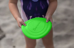 Scrunch Foldable Frisbee - Green