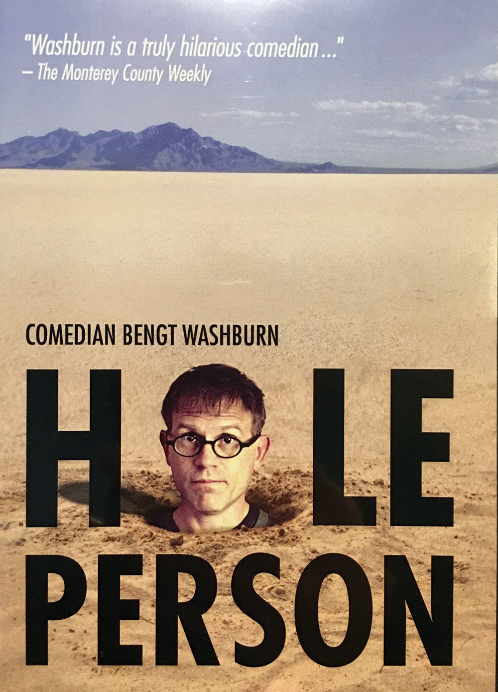 Hole Person Digital Video Download