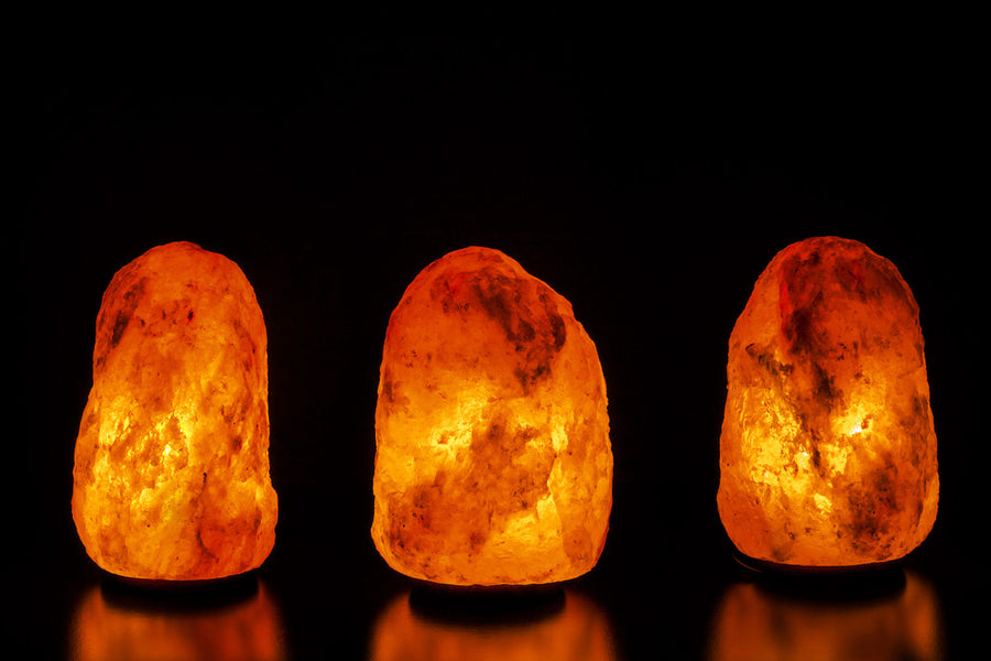 The Many Benefits of Salt Lamps #1: Salt Lamps Make Sweet Dreams