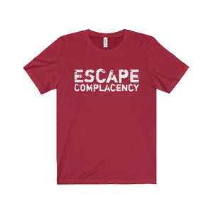 Escape Complacency - Soft Jersey Tee