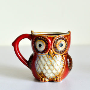 Owl Take Some Coffee, Please - 10oz Mug