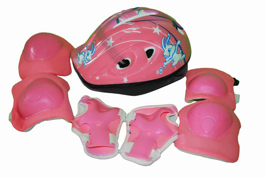 HELMET FOR KIDS GEAR SET