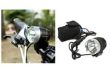 BICYCLE LIGHT AND HEADLIGHT CREE T6