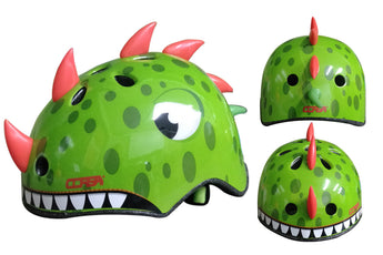 HELMET FOR KIDS CORSA CHARACTER 3D