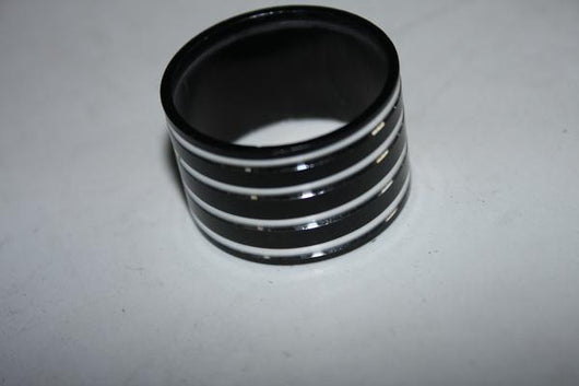 SPACER ALLOY 20MM STRIPE