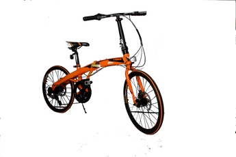FOLDING BIKE TRINX DOLPHIN 1.0
