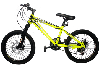 MINI MOUNTAIN BIKE XYCLONE MANTIS  D. BRAKE 20