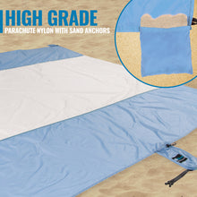 Mega Beach Blanket Ocean Blue