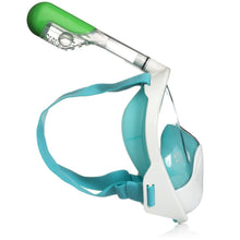 Original Full Face Snorkeling Sea Green