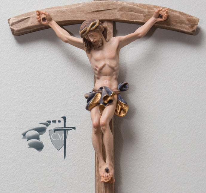 Baroque Passion Crucifix - Catholic Milestones
