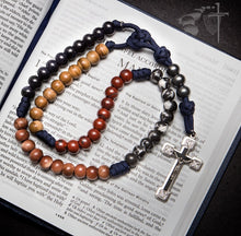 milestone rosary paracord rosary canada; men's rosary; gift for men; paracord rosary; bronze serpent; canada online store; ottawa ontario; Catholic Milestones; groomsmen gift; pocket rosary; stone rosary; five decade rosary; First Communion gift; Confirmation gift; gift for men; Holy Orders gift; graduation gift