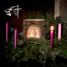Advent Christmas Holy Family Nativity Jesus Mary Joseph Pray for Us