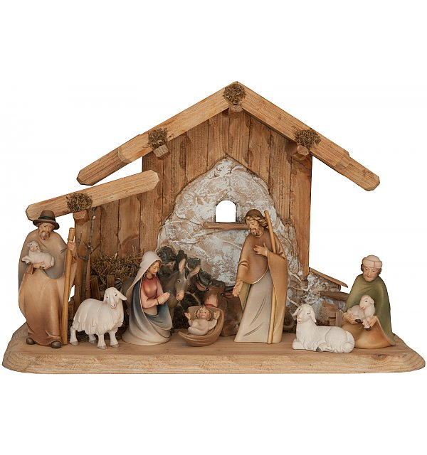 Christmas Decorations Holy Family Nativity Creche