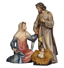 Holy Family Carving