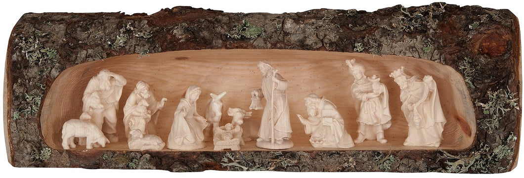 Wood carved ornament, Nativity set, tree trunk Nativity, Catholic home decor, paracord rosary, paracord rosaries, paracord stone rosary, cord rosary, cord rosaries, Passion crucifix, Catholic Milestones. wedding gift, car rosary, auto rosary, men's rosary, groomsmen gift, graduation gift, Holy Orders gift, men's gift, Catholic home decor, Catholic Milestones, Ottawa Ontario, Canada