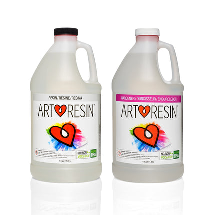 3.78 L (1 gal) ArtResin - Epoxy Resin