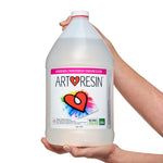 15.14 L (4 gal) ArtResin - Epoxy Resin