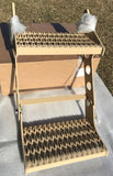 Mounting Stair Ladder Foldable HMMWV MRAP