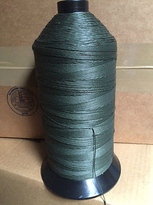 US MILITARY OLIVE DRAB COTTON THREAD TP5