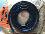 Rubber seal 9376298-3