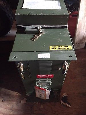Hunter Heater Military UH680DH