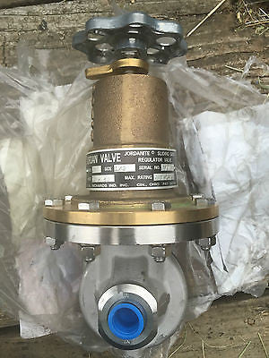 Pressure Regulating Valve Jordan 50N 15-60