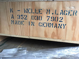 Unimog Crankshaft MERCEDES BENZ A 352 030 79 02