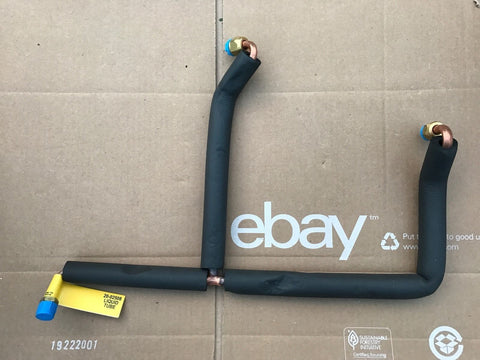 Air Conditioning Hose BAE Systems 20-02508 HMMWV