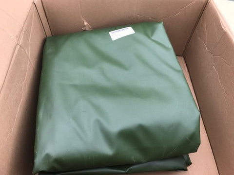 Military Truck Cargo Body Cover 3431786