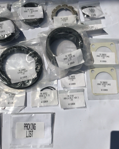 Gasket O-Ring Washer Kit 5SK327