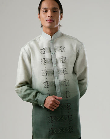 Custom Tailor Barong 100171 Green