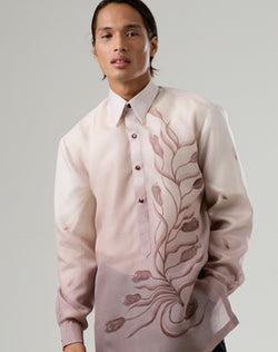 Custom Tailor Barong 100174 Rose