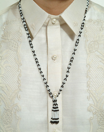 100281 Beaded necklace / Baliog