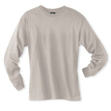 Men's Long sleeve undershirt Sand Cotton 100542 Sand