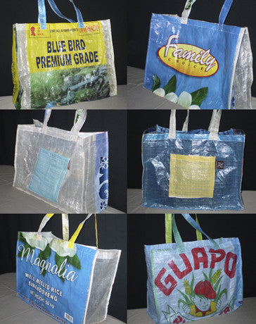 100688 Recycled Market Bag