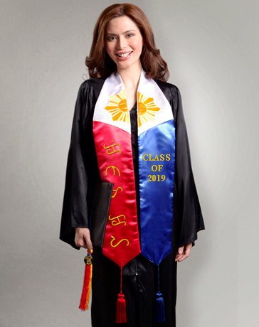 Graduation Stole 100909 Made-To-Order