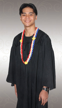 Graduation Ribbon Lei 100912