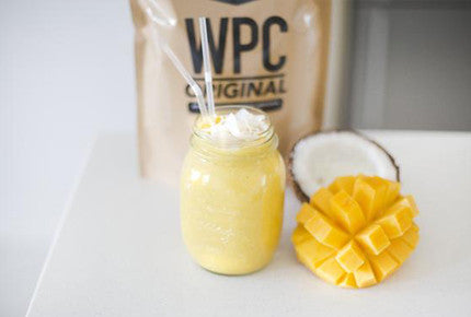 Mango Coconut Smoothie