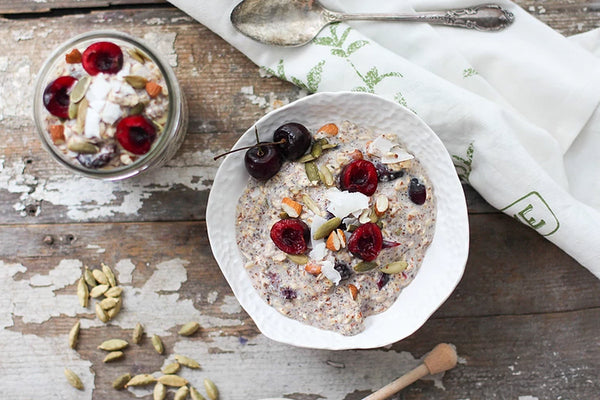 Wheyhouse Signature Breakfast Bircher