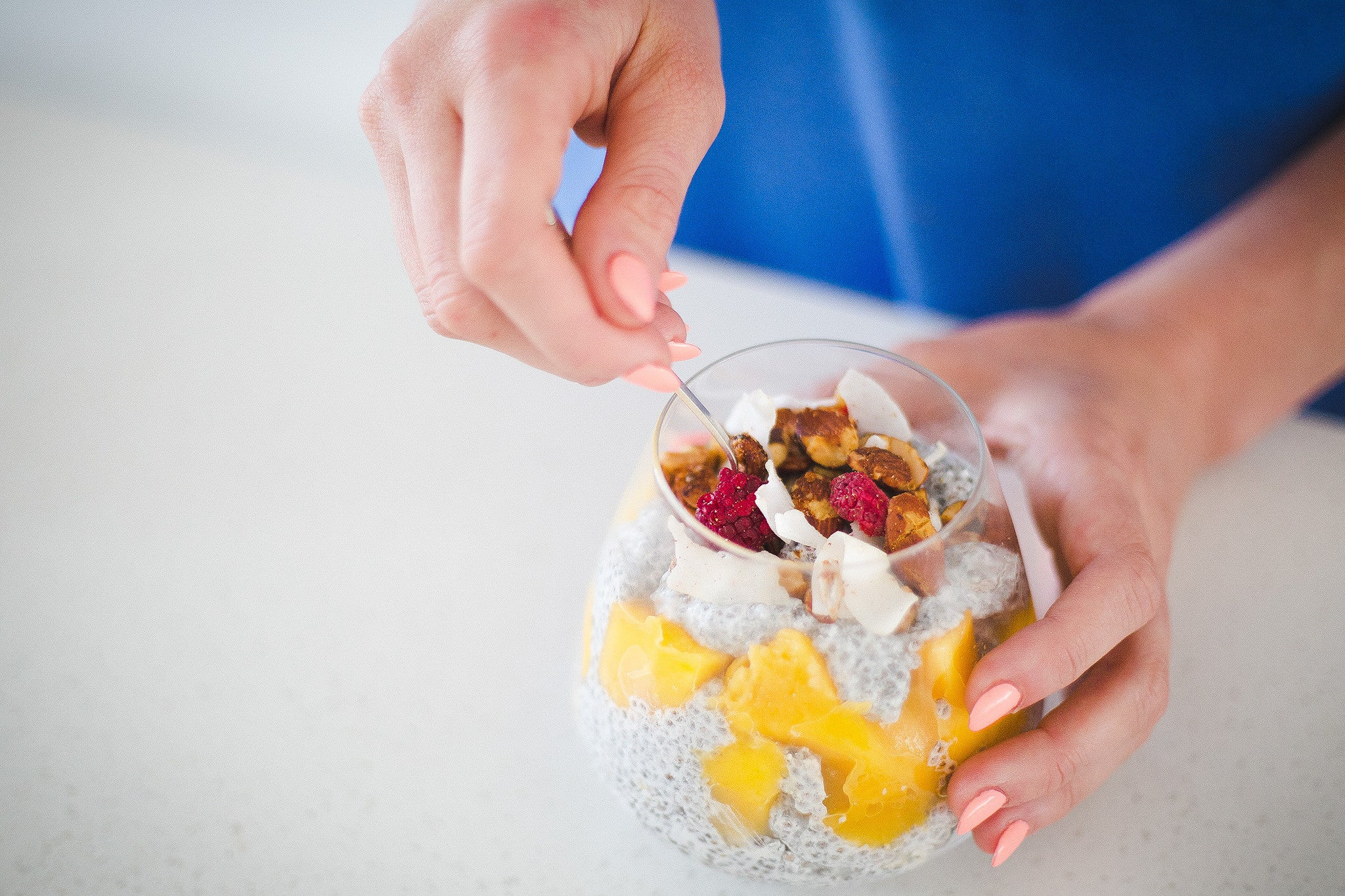 The Perfect Chia Pudding.