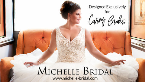 designed for curvy brides