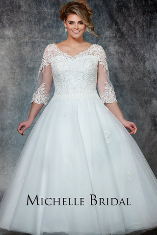 Poppy Bridal Gown <br> MB1906