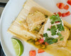 Vegan 'Green Corn' Tamales