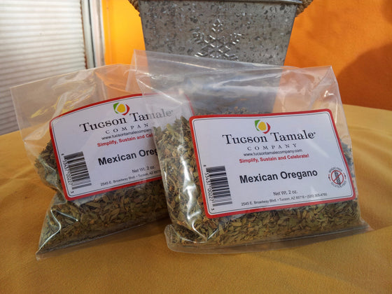 bags of mexican oregano
