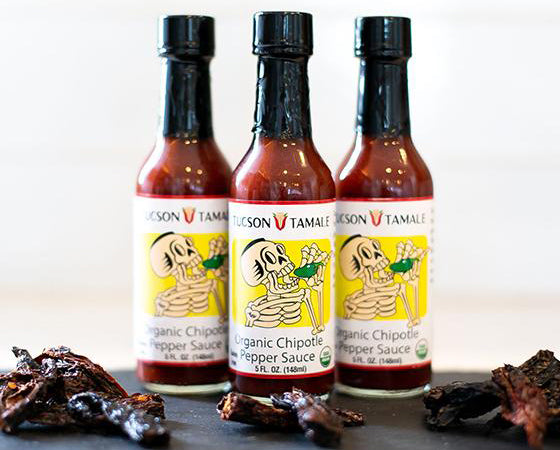 Organic Chipotle Pepper Sauce - Free Shipping!