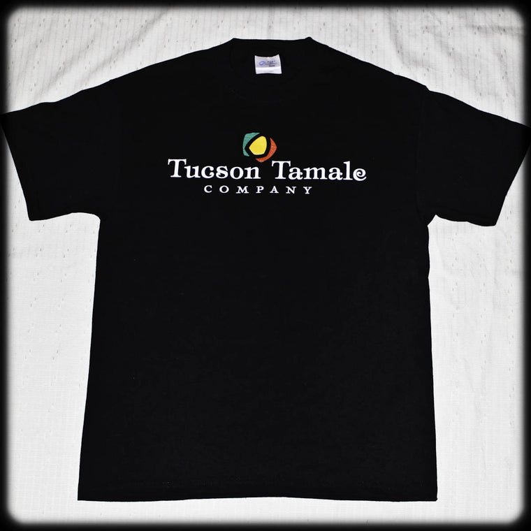black tamale t-shirt
