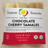 chocolate cherry tamales